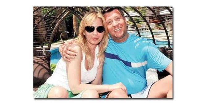 Kanserli eşi Metin Şentürk'ü terk etti