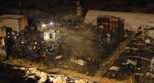 Esenyurt'ta 11 kişi yanarak hayatını kaybetti