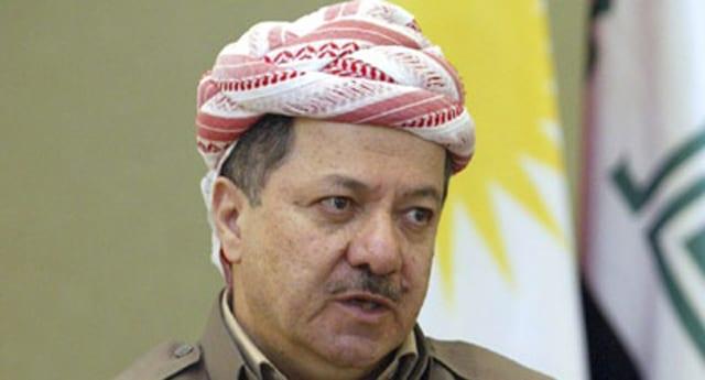 """Barzani, """"Müjdeyi vermek için doğru anı bekliyoruz"""""""