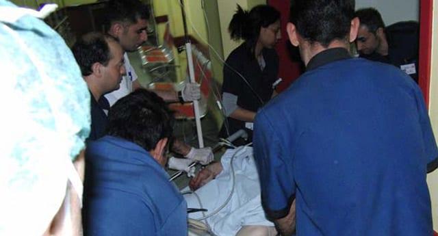 Suriye askeri Türk vatandaşını öldürdü!