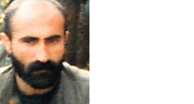 PKK'nın Karadeniz bölge sorumlusu öldürüldü!