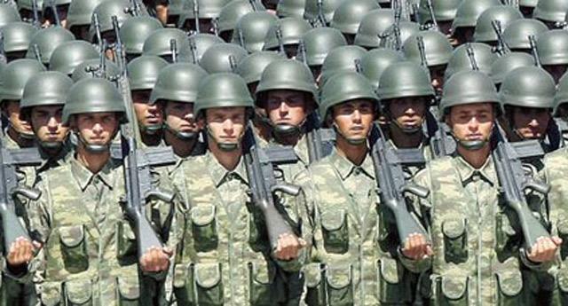 Askerlik kanununda bazı değişiklikler kabul edildi
