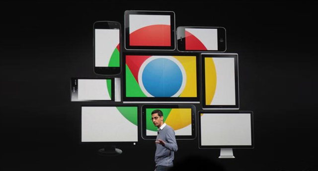 Google Chrome artık iOS'ta