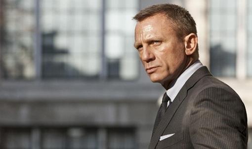 James Bond'un odasına yoğun ilgi