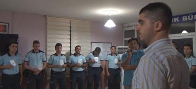 EMNİYETTE SKANDAL AK Partili vekilin oğlu polis teşhisinde