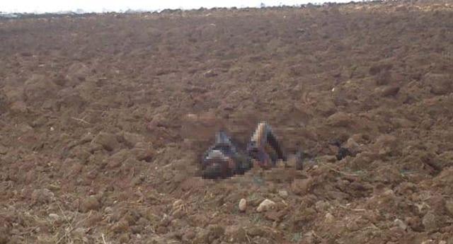 Silopi'de kadın cesedi bulundu