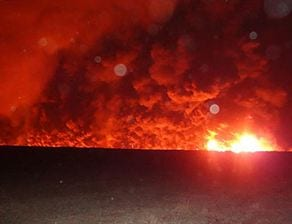 Kerkük-Yumurtalık boru hattında patlama