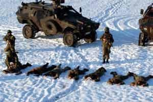 Son düzenlenen operasyonlarda PKK'ya ağır darbe