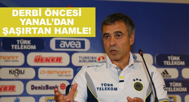Yanal'dan Mancini'yi şaşırtacak hamle!