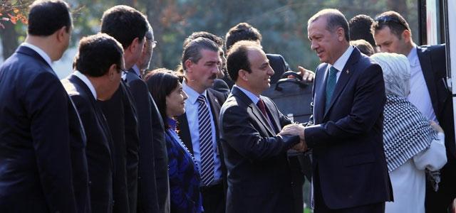 """Erdoğan: """"Eski Türkiye'yi geride bıraktık"""""""