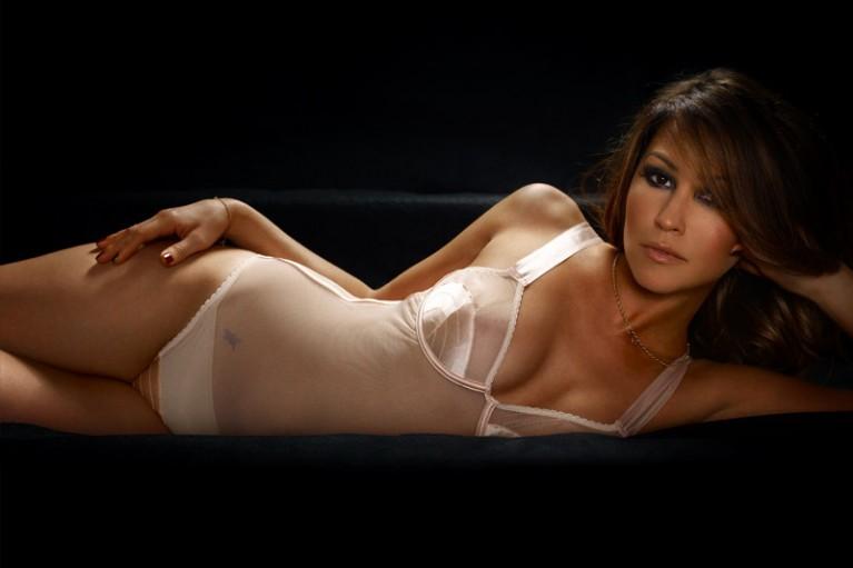 Rachel Stevens'ın bir birinden güzel seksi pozları!