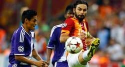 Galatasaray'da Selçuk İnan için operasyon!