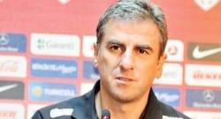 Galatasaray'ın yeni teknik direktörü Hamza Hamzaoğlu oldu!