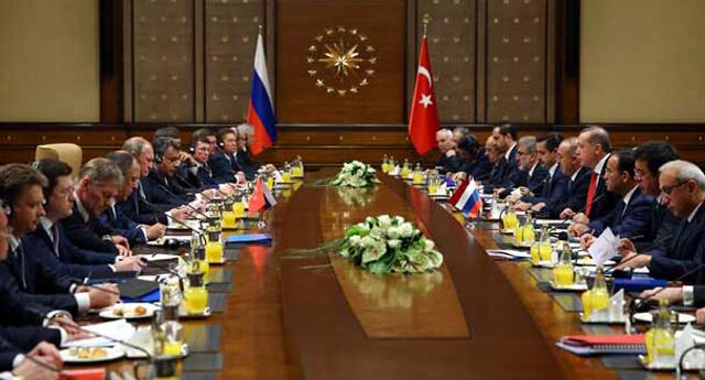 Üst Düzey İşbirliği Konseyi'nde ilk kez Cumhurbaşkanı başkanlığında yapıldı!