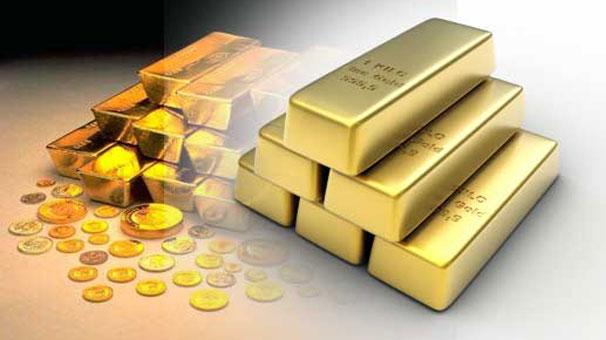 Altın üretiminde büyük artış