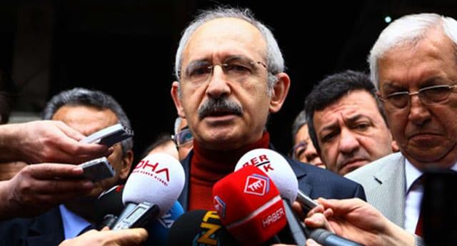 Kılıçdaroğlu maçı sonuçlandırdı