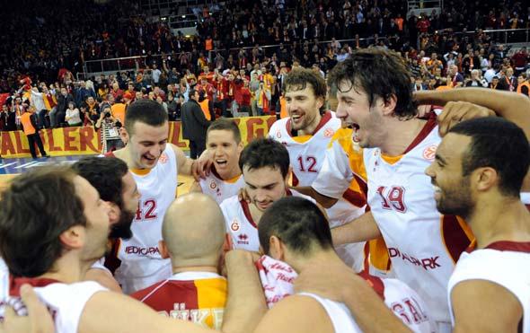 Galatasaray Avrupa devine diz çöktürdü