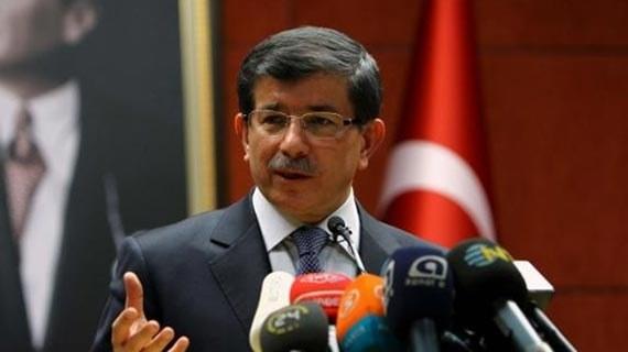 Dışişleri Bakanı Davutoğlu, 'Almanya'dan izahat bekliyoruz'