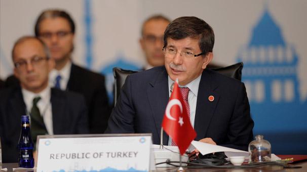 Davutoğlu, 'Askeri müdahale bölge için felaket olur'