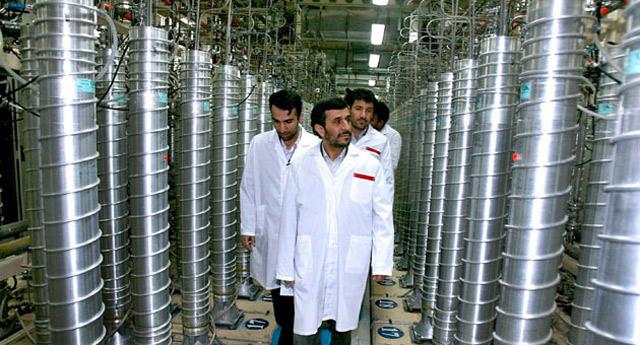 İran teknolojisiyle meydan okudu!