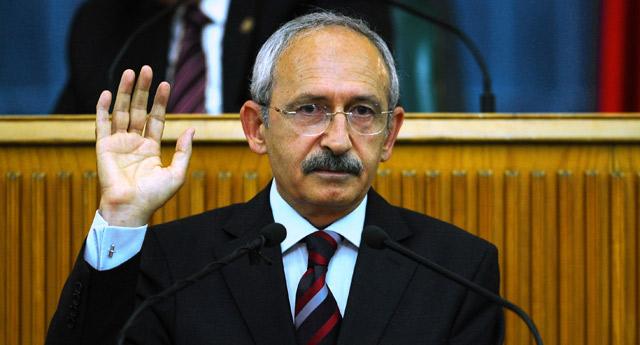 Kılıçdaroğlu'ndan şok bayrak iddiası!