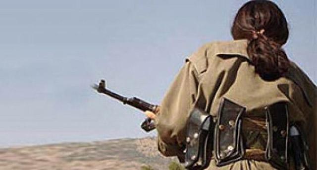 Elazığ'da PKK yol kesti! 1 polis yaralı