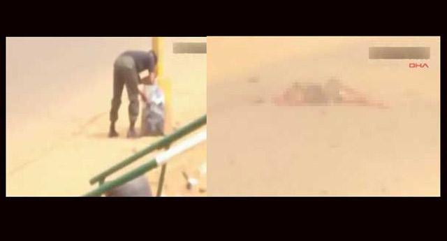 Polisin son görüntüleri