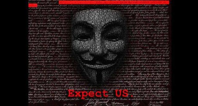 Anonymous 31 Mart'ta tüm interneti çökertecek