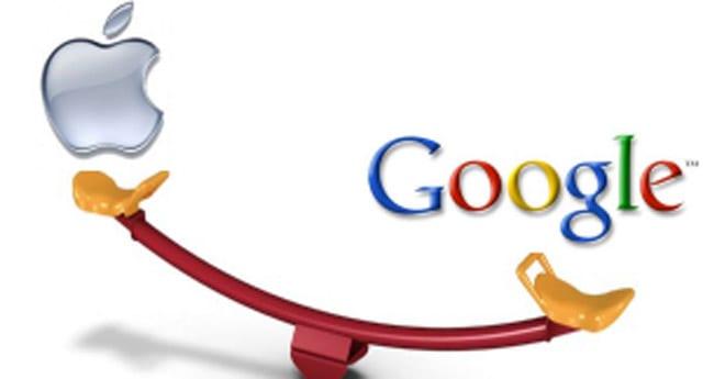 Apple, Google'ı geride bıraktı