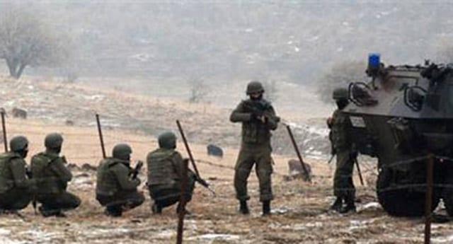 PKK'ye ağır darbe: 15 terörist öldürüldü!