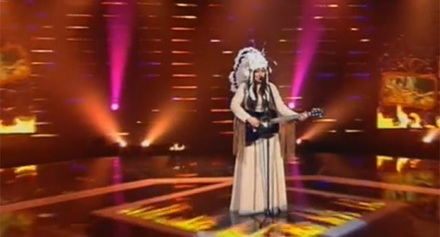 Hollanda'dan Türk asıllı Eurovision şarkıcısı