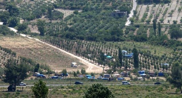 Esad'ın sınır kilidi 1 gün dayandı!