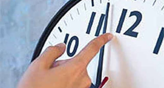 Saatlerin ne zaman geri alınacağı açıklandı!