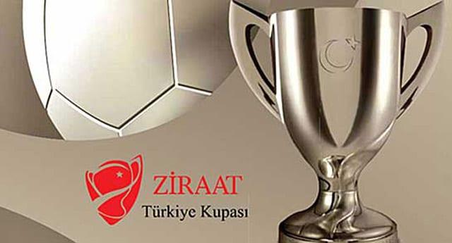 Ziraat Türkiye Kupası grupları belirlendi!