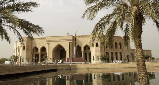 Saddam'ın sarayında seks partisi