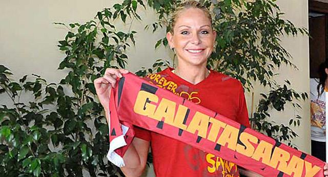 Galatasaray'dan Şampiyonlar Ligi transferi
