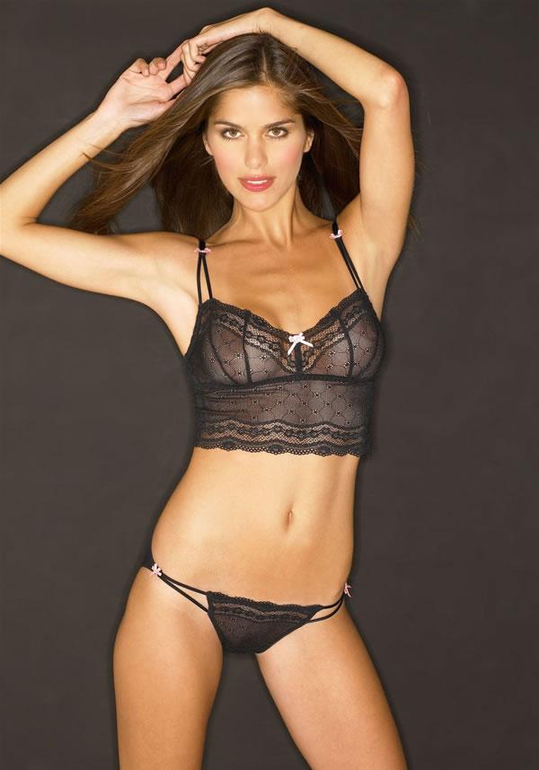 Anahi Gonzales'in seksi fotoğrafları