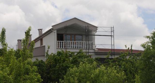 Cumhurbaşkanı Gül'ün babasının evinde sabotaj alarmı