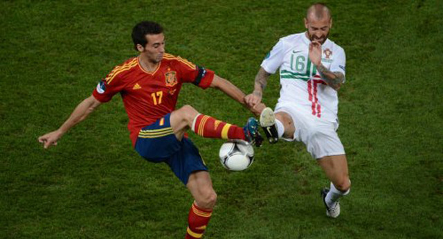 İspanya penaltılarla finale yükseldi