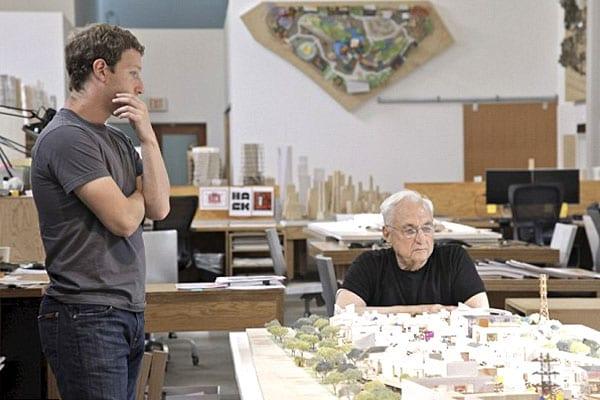 Facebook ana merkez inşaatına 2013'de başlanacak
