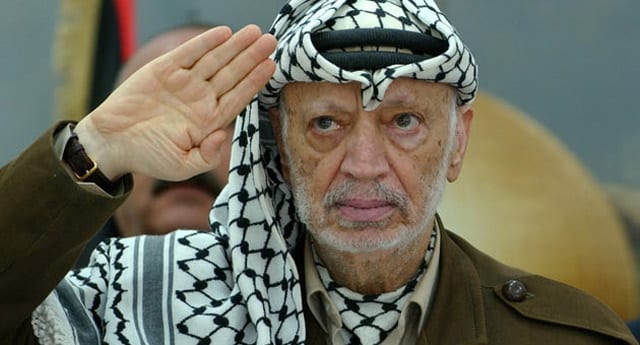 Arafat'ın ölümünde flaş gelişme