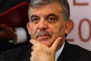 Cumhurbaşkanı Gül'den de son dakika kararı