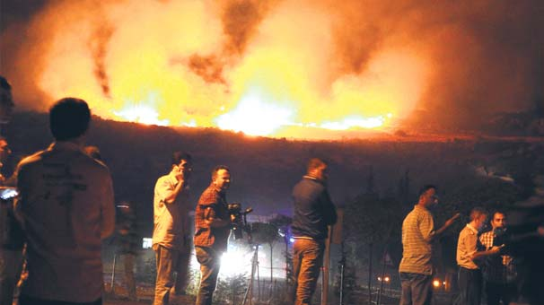 Askeri mühimmat deposunda patlama: 25 şehit