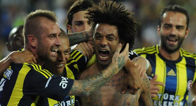 Fenerbahçe son dakika da kurtuldu