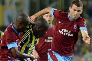 Fenerbahçe Trabzonspor maçının sonucu ve özeti izle
