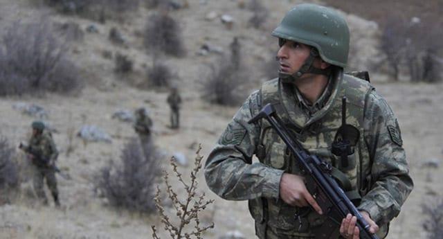 TSK, 7 tabur askerle Şemdinli'de operasyonda!