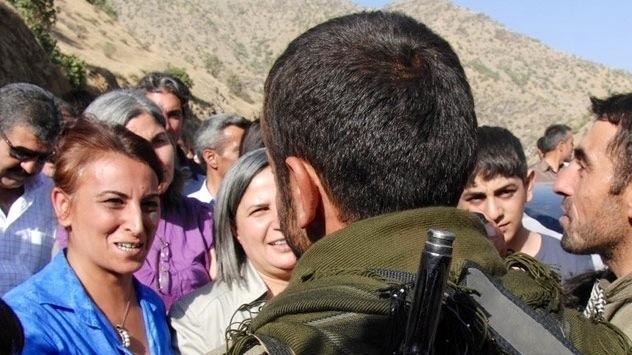 BDP'lilerin dokunulmazlık fezlekesi TBMM'de