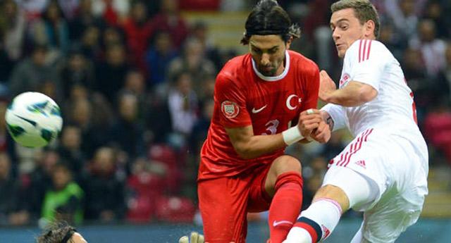 500. maçı dostluk kazandı – Türkiye: 1 – Danimarka: 1