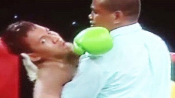 Genç boksör ringde hayatını kaybetti