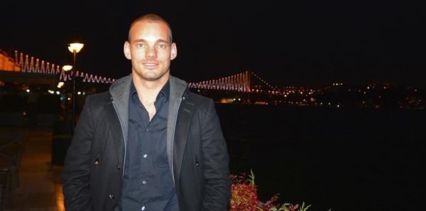 İşte Sneijder'in alacağı net ücret
